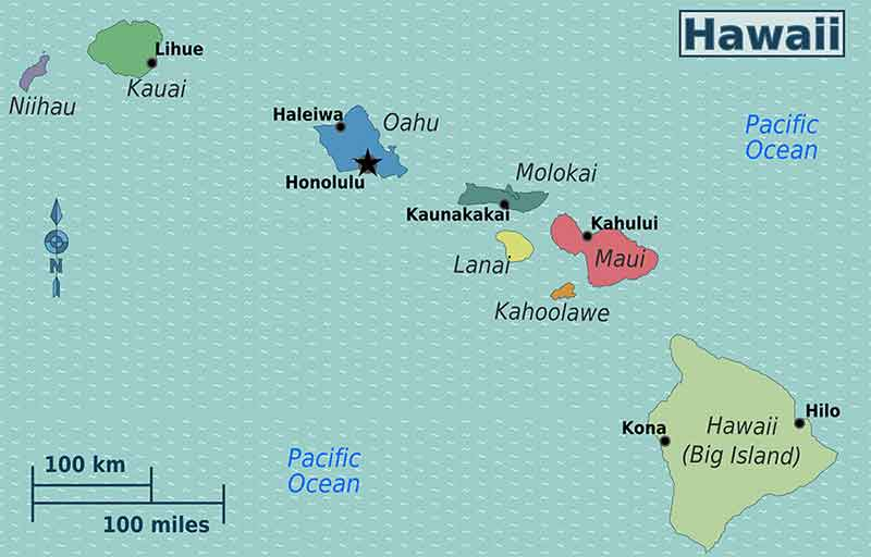 Where is Hawaii