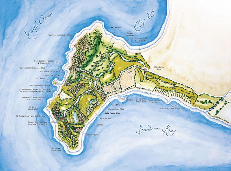 Where is Punta Mita