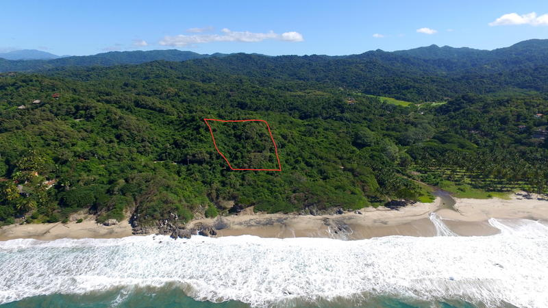 100 Camino De Acceso Pazcuarito, Lote Pazcuaro, Riviera Nayarit, Na