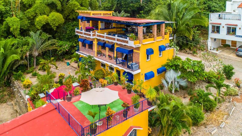 15 Los Corchos, Bungalows Chacala, Riviera Nayarit, Na