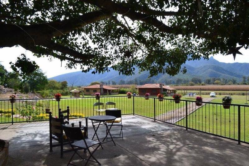 1 Puerta De Enmedio, Rancho Los Abuelos, Sierra Madre Jalisco, Ja