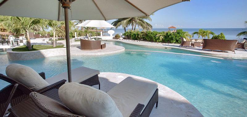 Belize brushstroke villa 02
