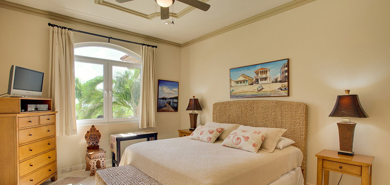 Belize brushstroke villa 10