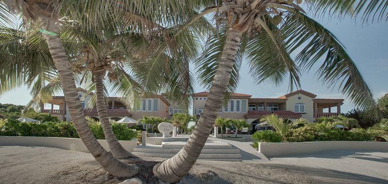 Belize brushstroke villa 26