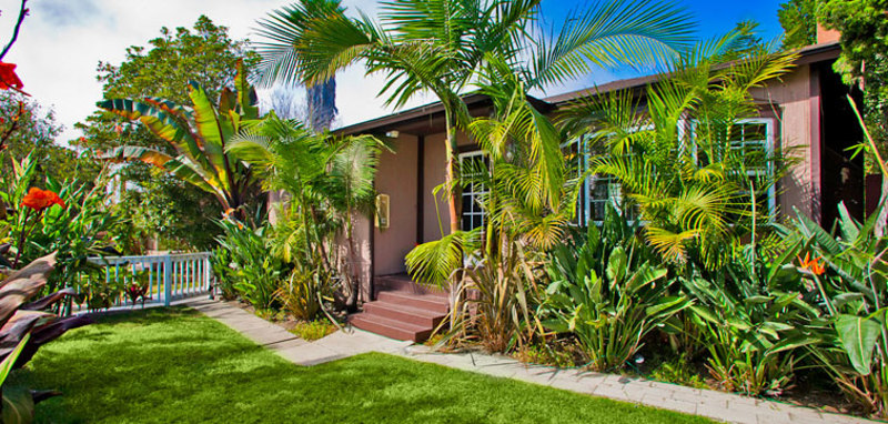 Classic Pacific Beach Villa Rental