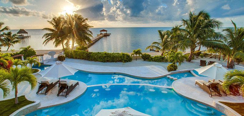 Belize caribbean del mar 16