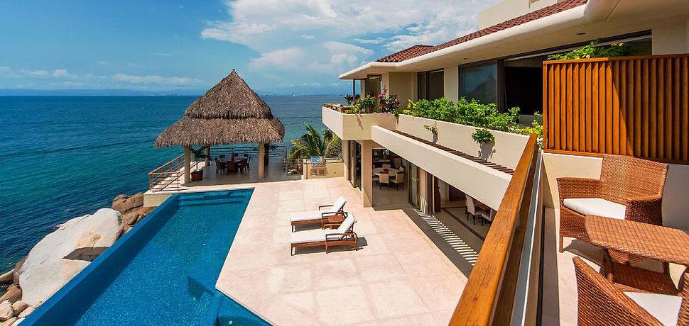 Puerto vallarta casa kismet 23