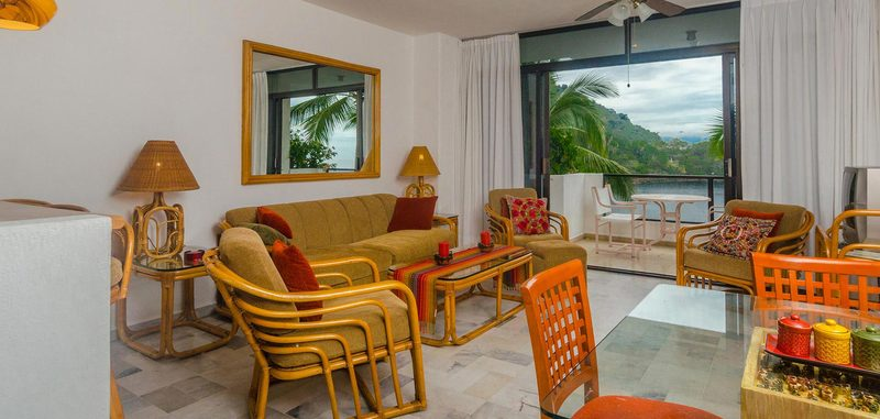 La Jolla de Mismaloya Condo 5301 Villa Rental