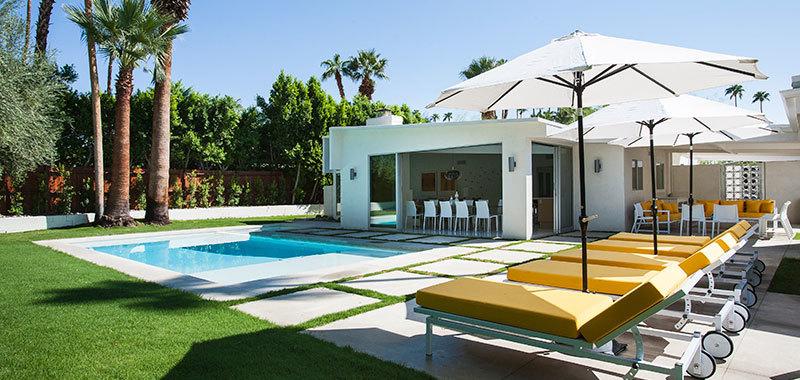 La Paloma Palms Villa Rental