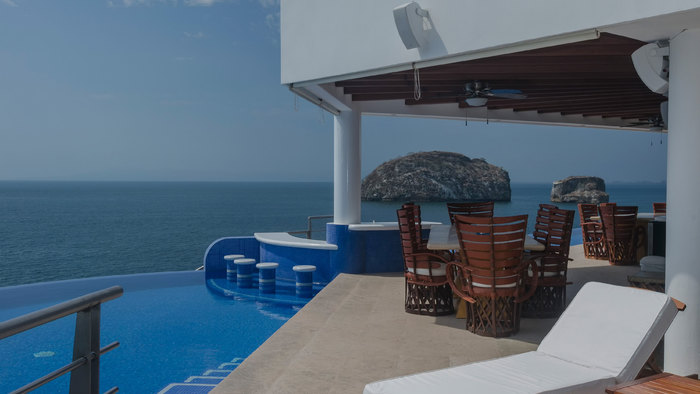 Casa La Vista Villa Rental