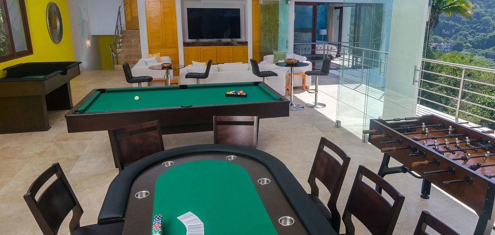 Casa mismaloya game room 13
