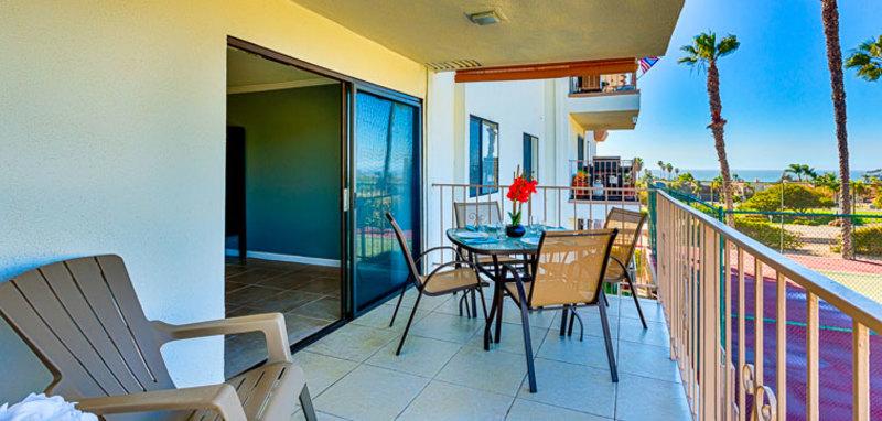 Ocean View Condo Villa Rental