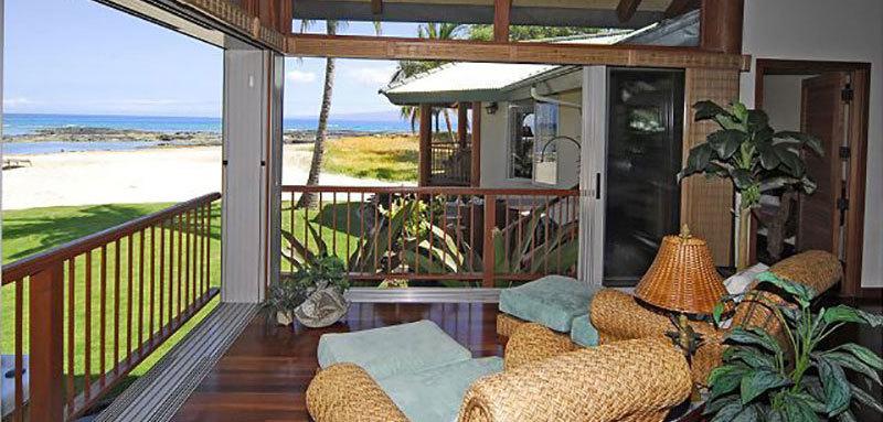 Puako Hylton Beach Villa Villa Rental
