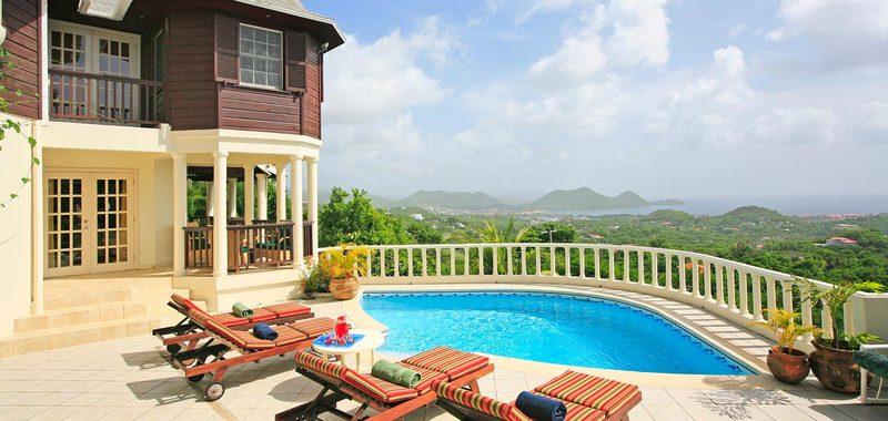 Residence Du Cap Villa Rental