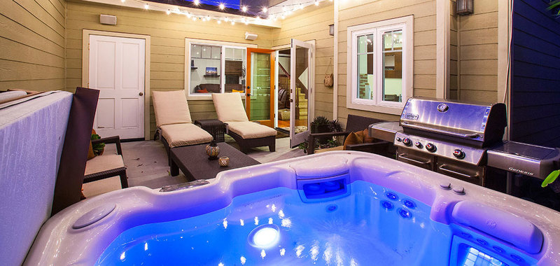 Surfside Cottage Villa Rental