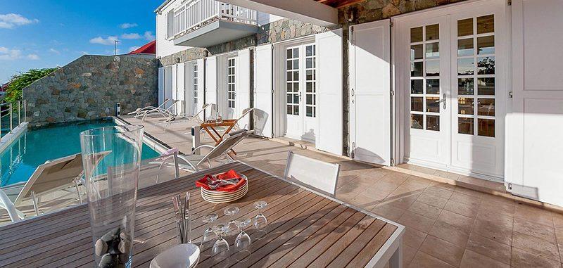 Sur Le Port Villa Rental