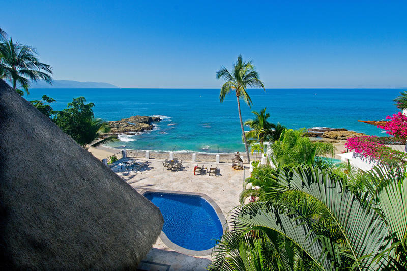 Casa Villa Verde   Beachfront